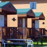Alaskan Cabins.
