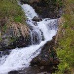 Valdez waterfalls.