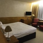 1st photo is of our double room with sea view  we had the pleasure of being moved to executive s