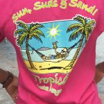 The shirt tells it all.