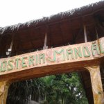 Hosteria Mandala resmi
