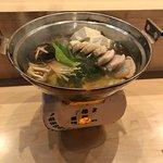 Duck, tempura, sushi and beer