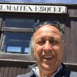 La Trochita-viejo expreso patagonico en Esquel Foto