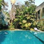 Siolim House pool