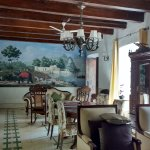 Sioloim House communal lounge