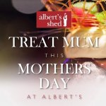 Mother's day at Albert's