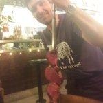 Passaro with fillet steak