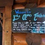 Photo de Lake Agnes Tea House
