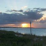 Sunset from Hemingway's!!