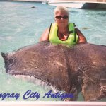 Me with the stingray