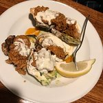 Oysters Louie