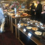 Just PART of the buffet!