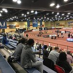 Excellent facilities and great crowds for two day event. If curious about professional track ath
