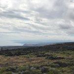 Volcano National park - views along crater rim road