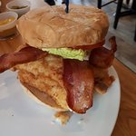 Bacon Fishburger
