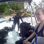Photo of Seaman Diving