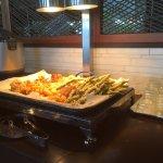 Sunday Brunch at Manta Restaurant