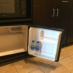 Wobbly fridge, but it did work fine
