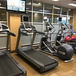Nice exercise room