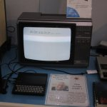 The first pc I owned - ZX81