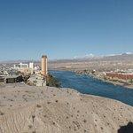 Colorado River towards Laughlin