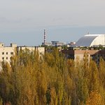 Reactor #4 from Pripyat