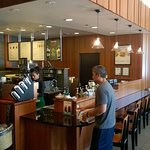 Lobby Starbucks