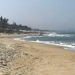 Foto de Cua Dai Beach