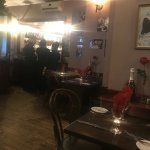 Beautiful service , fab food , house white lovely great value for money . Will be back