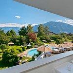 Hotel Ruipacherhof - Wellness Parc Foto