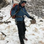 Winter Mountaineering Training Kerry MacGillycuddy Reeks