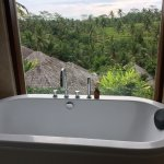 Bathroom view (upper floor room)