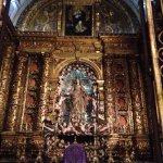 autel dédiée à la vierge Marie