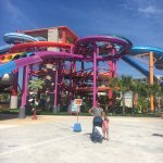 Photo de Splash Jungle Waterpark