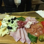 Sausage platter