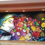 Street art @ Discovery Bay