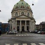 Frederik's Church, Copenhagen (Photo taken 10/12/17)