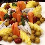 Les fruits sont vraiment savoureux, on sent la qualité des produits