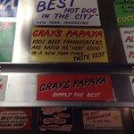 Gray`s Papaya