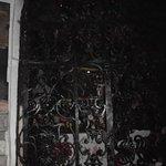 Porta di Pietra - Virgina Maty shrine, on the night