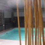 Particolari della piscina