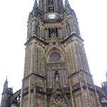 Saint Sébastien, La Cathédrale: Le Clocher