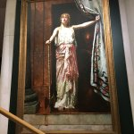 """Guildhall Gallery - John Collier's """"Clytemnestra"""""""