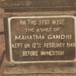 Photo of Gandhi Memorial