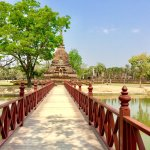 Sukhothai Historical Park Foto