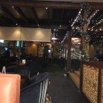 Restaurant vie from inside