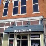 The Exchange - entrance