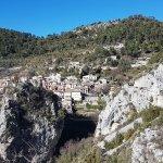 Village de Peille.