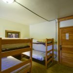 Our Family Rooms can sleep 4-6 people and have a private bathroom.