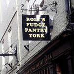 Delicious fudge shop